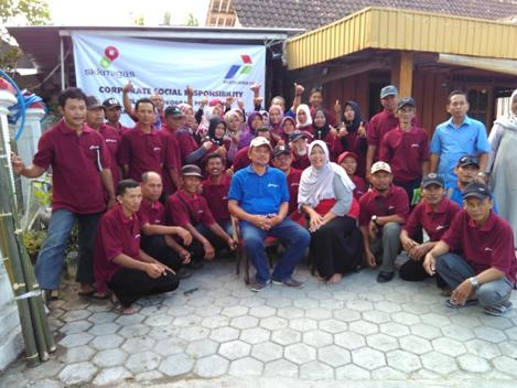 Pertamina EP Asset 4 Cepu Field Berikan Pelatihan Program Pertanian